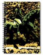 Magic Ride Spiral Notebook