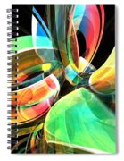 Magic Rings Spiral Notebook