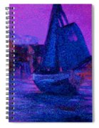 Magic Voyage Spiral Notebook
