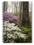 Magical Azaleas At Callaway Botanical Gardens Spiral Notebook