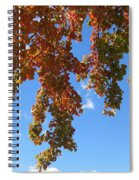 Magical Mother Nature Spiral Notebook