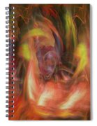 Magical Mystery Spiral Notebook