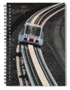 Maglev Train, Japan Spiral Notebook