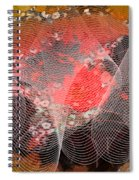Magnification 4 Spiral Notebook