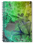Magnification 5 Spiral Notebook