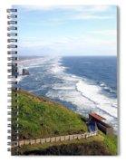 Magnificent Oregon Coast Spiral Notebook