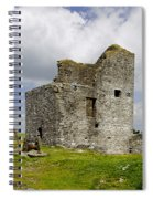 Magpie Mine - Sheldon In Derbyshire Spiral Notebook