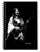 Mahogany Rush 4-14-78 Spiral Notebook
