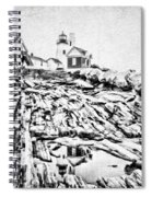 Maine Spiral Notebook