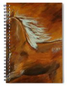 Majestic Freedom II Spiral Notebook