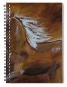Majestic Freedom Spiral Notebook