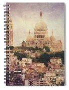 Majestic Haze Spiral Notebook