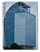 Majesty Building Spiral Notebook