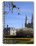 Major Hill Park, Tulip Festival Spiral Notebook