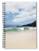 Makena Coast Spiral Notebook