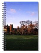 Malahide Castle, Co Fingal, Ireland Spiral Notebook