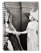 Male And Female, 1919 Spiral Notebook