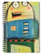 Mall Cop Spiral Notebook