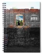Maltings Spiral Notebook