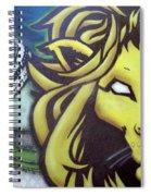 Man And Beast Spiral Notebook
