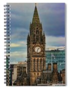 Manchester Town Hall Spiral Notebook