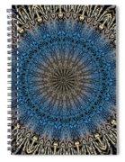 Mandala 111511d Spiral Notebook