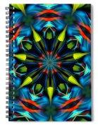 Mandela 102311 Spiral Notebook