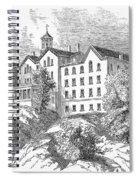 Manhattan College, 1868 Spiral Notebook