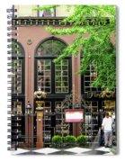 Manhattan Morning Spiral Notebook