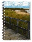 Manistique Walk Way Spiral Notebook