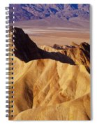 Manley Beacon Death Valley Spiral Notebook