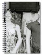 Mannequins Spiral Notebook
