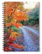Maple Road Spiral Notebook
