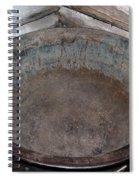Maple Sap Boiling Pot Spiral Notebook