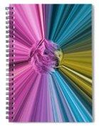 marabou Colour Splash Spiral Notebook