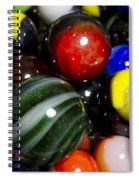 Marble Collection 22 A Spiral Notebook