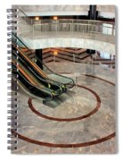 Marble Staircases Spiral Notebook