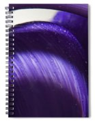 Marble Wilkerson Glass 3 Spiral Notebook