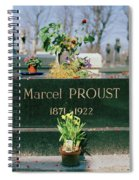Proust Spiral Notebook