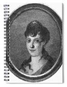 Maria Bonaparte (1750-1836) Spiral Notebook
