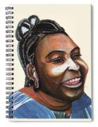 Mariama Ba Spiral Notebook