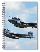 Marine Prowlers Spiral Notebook