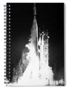 Mariner 1: Launch, 1962 Spiral Notebook