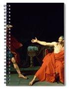 Marius At Minturnae Spiral Notebook