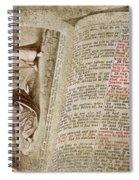 Mark 12 Spiral Notebook