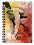Mark Spiral Notebook