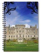 Markree Castle, Collooney, Co Sligo Spiral Notebook