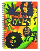 Marley Forever Spiral Notebook