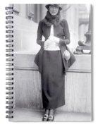 Marrion Harris 1920 Spiral Notebook