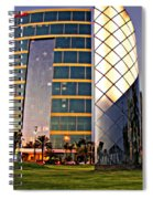 Marriott Evening Spiral Notebook